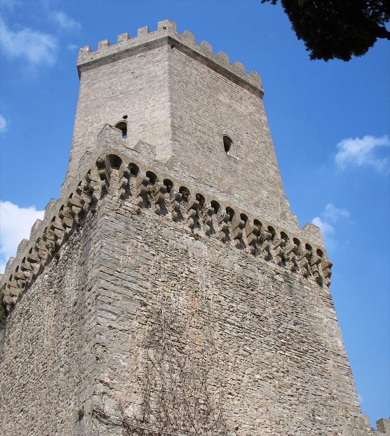 One of the torri del balio