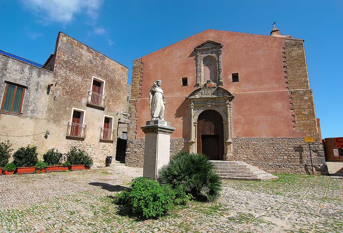 The San Giuliano church
