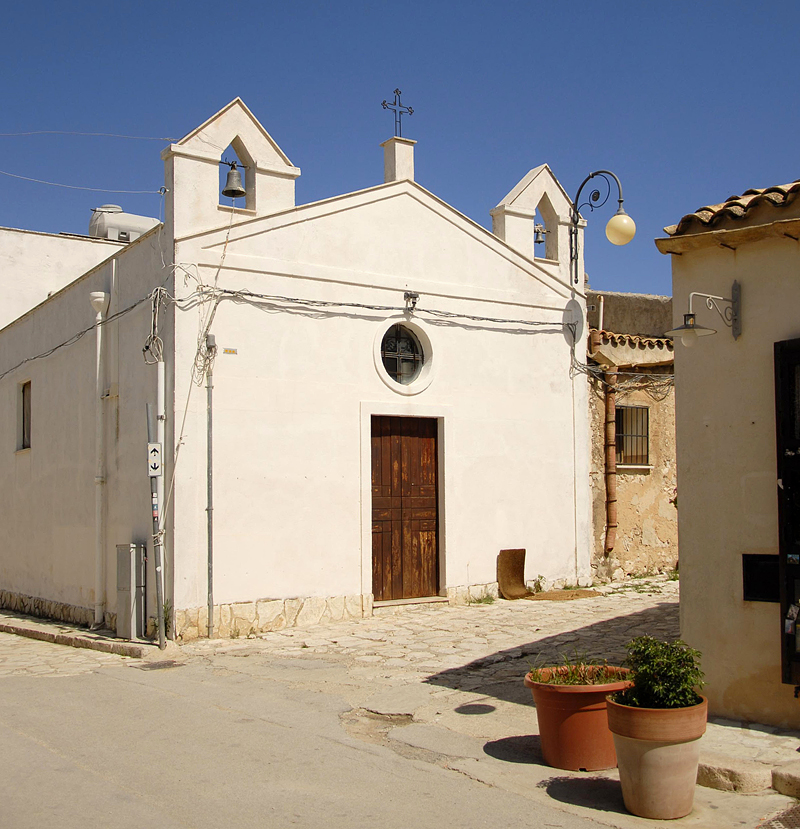 The Chiesa Maria Santissima delle Grazie
